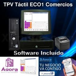 TPV TACTIL ECO 1 COMERCIOS