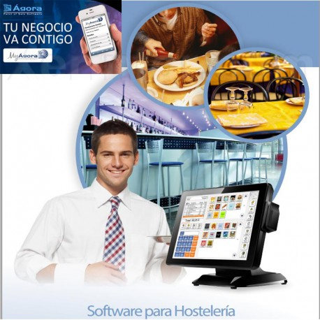 Software Agora Hosteleria PROFESIONAL