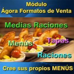 Modulo Gestion Menus/Formatos de venta